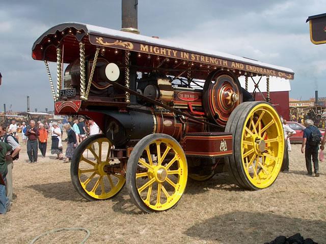 dorset steam fair 2018