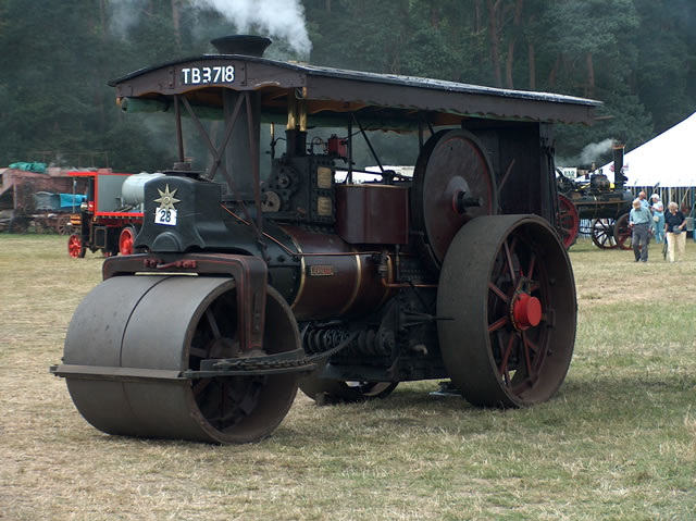 weeting steam engine rally 2019