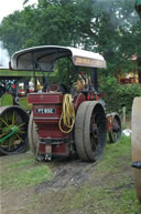 Hadlow Down Traction Engine Rally, Tinkers Park 2008, Image 157