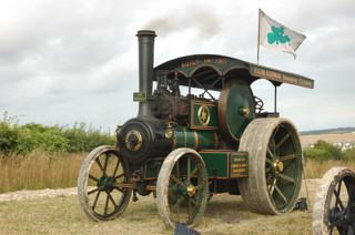 mclaren road locomotive 1244 the emerald steam scenes