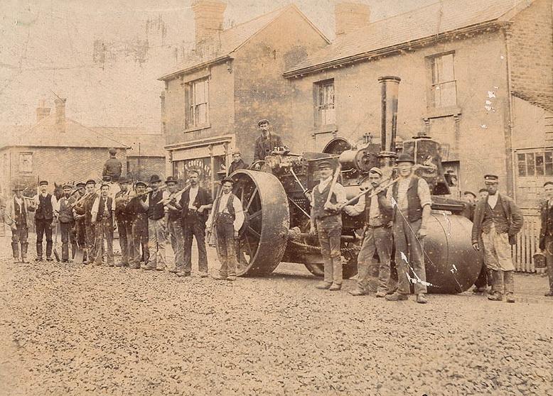 Aveling & Porter Road Roller